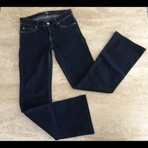 7 For All Mankind Skinny Bootcut Jeans💙